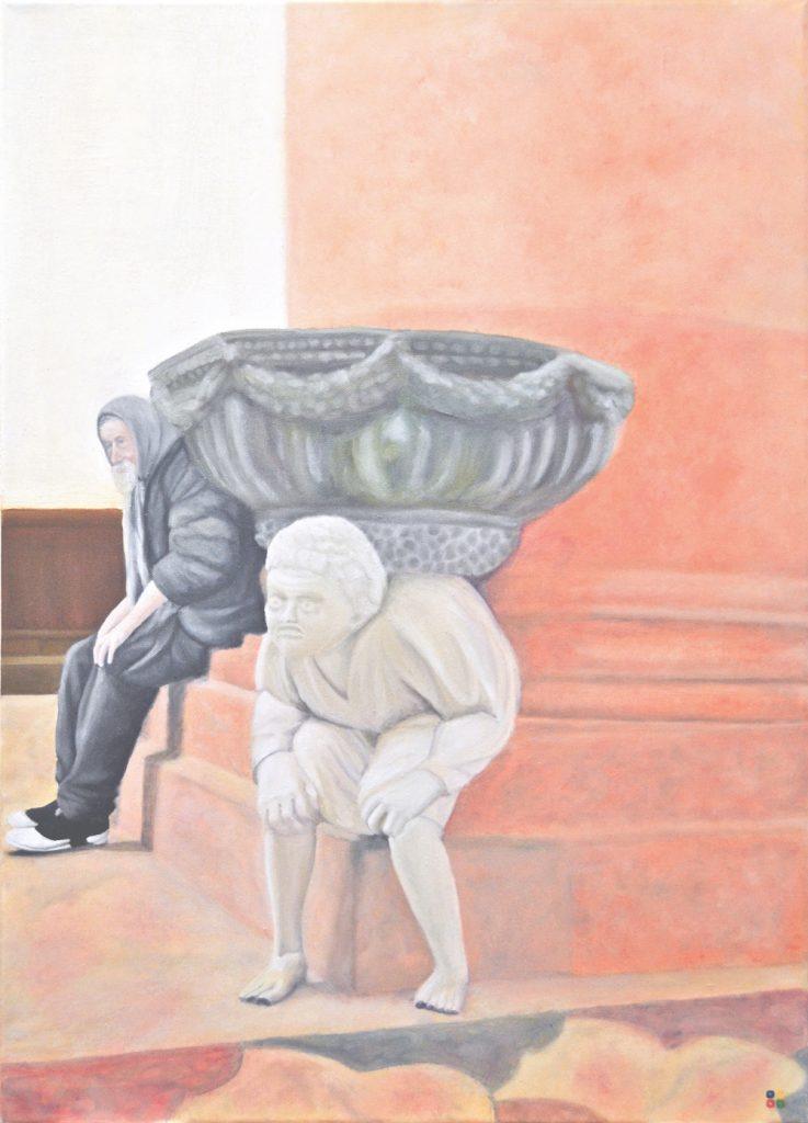 Burden, by Lidimentos