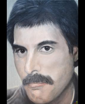 The Champion, Freddie Mercury