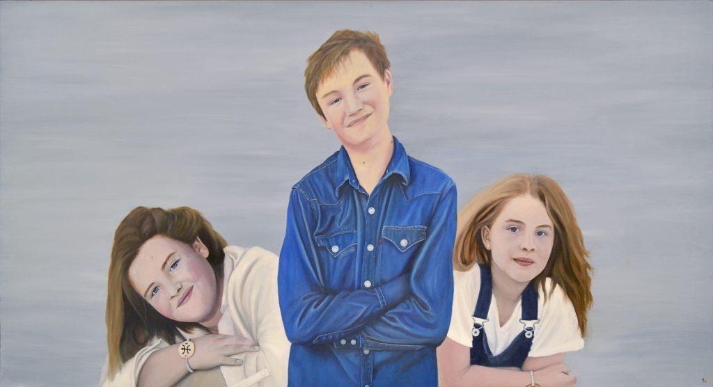 Nanny of three, by Lidimentos