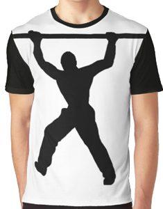 calisthenics graphic tshirt