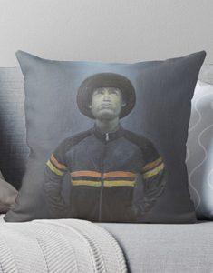 The Fallen Angel pillow