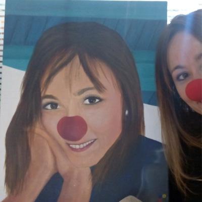 Funny Beauty and Lucía Espejo